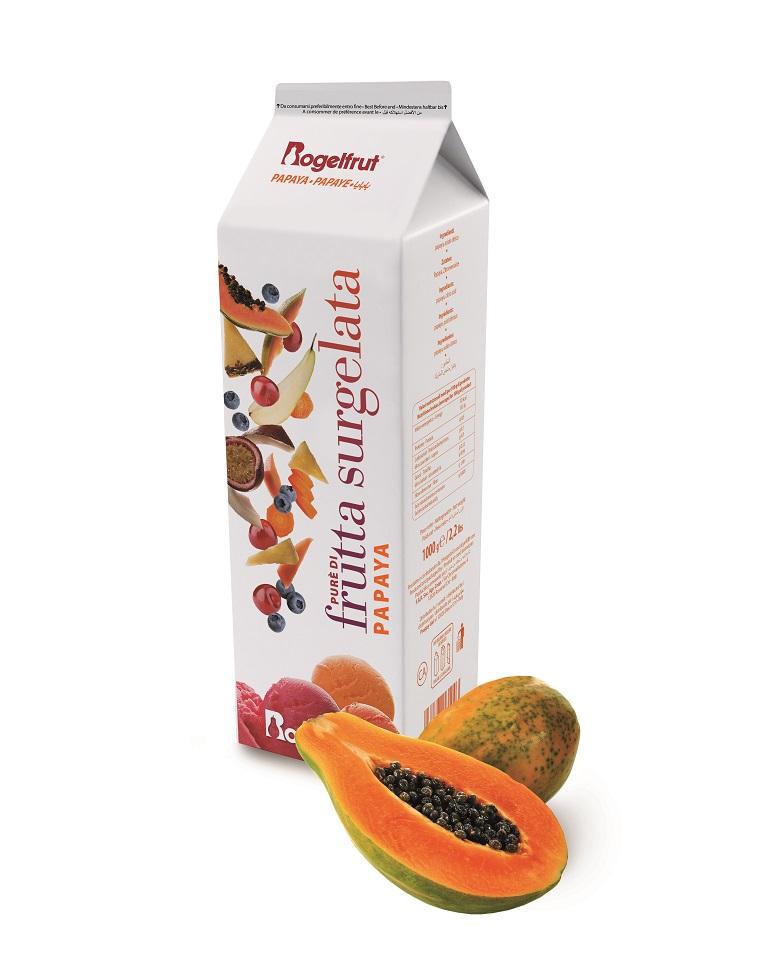 Purea di papaya