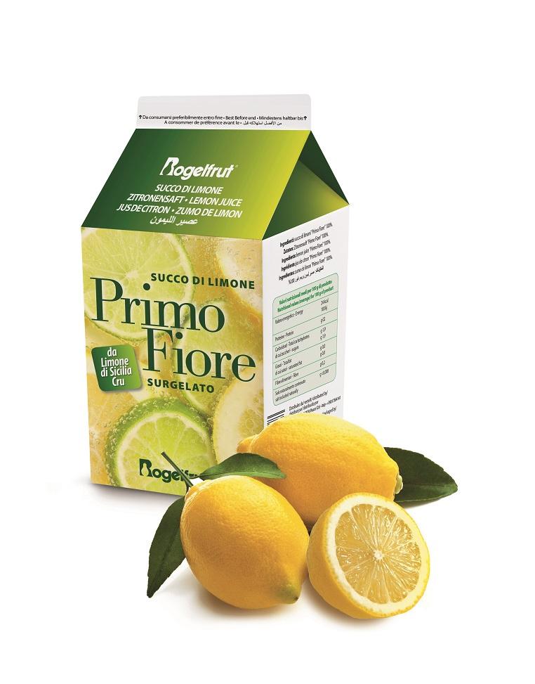 Succo di limone primo fiore