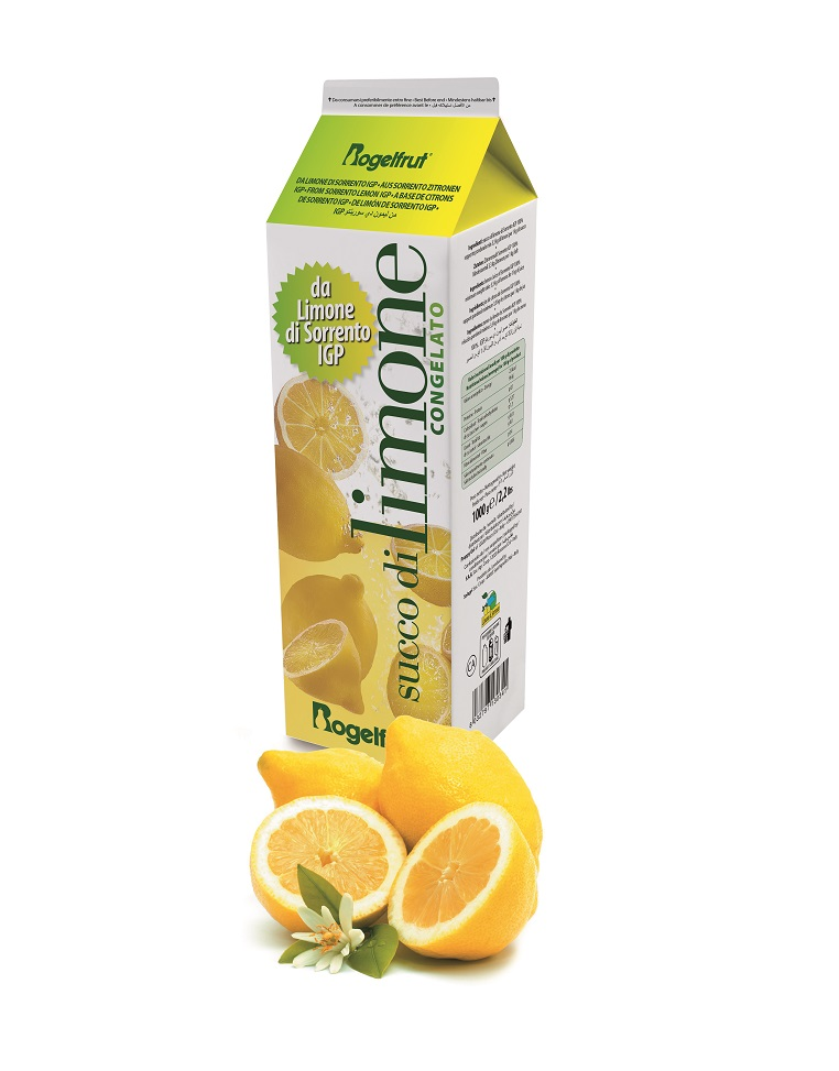 Succo limone sorrento igp