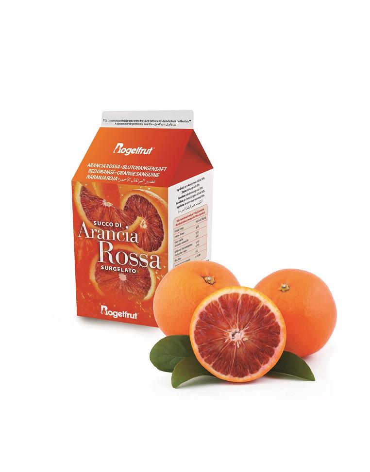 succo di arancio rosso sanguinello