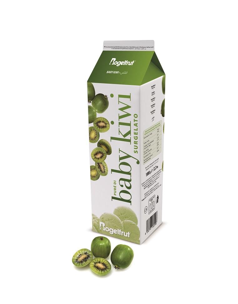 baby kiwi purea