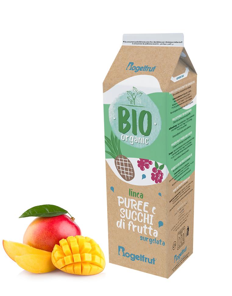 Mango bio purea