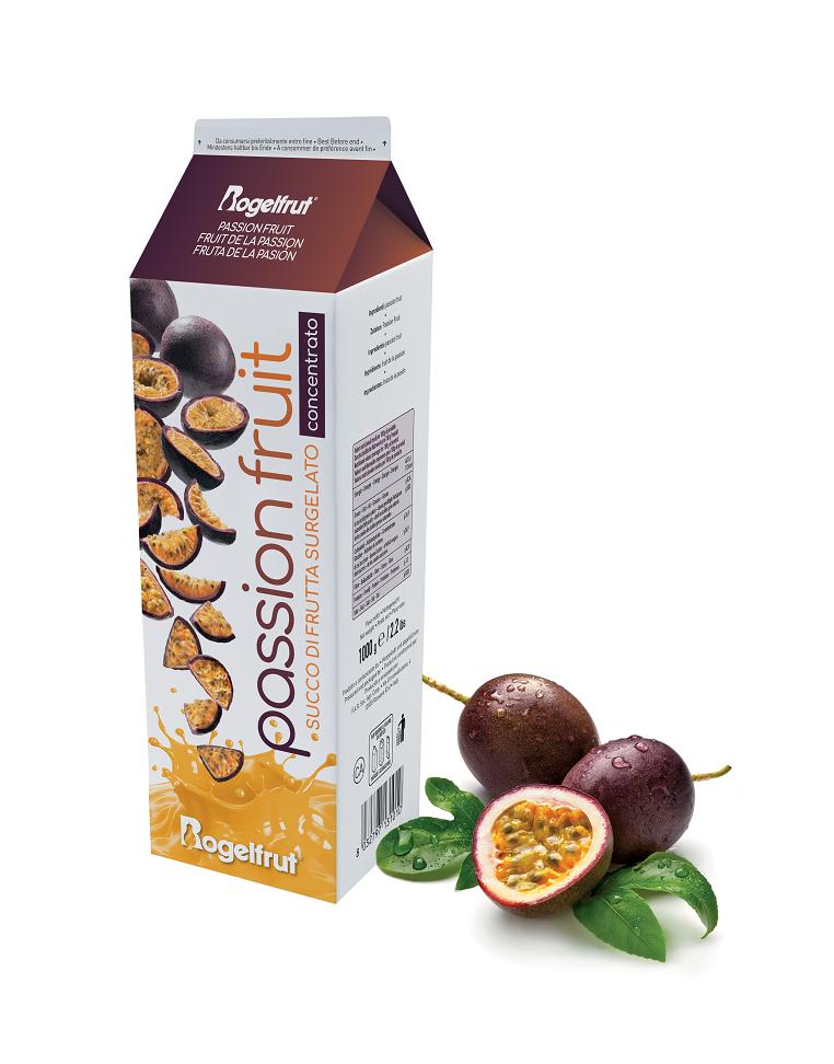 Passion fruit concentrato