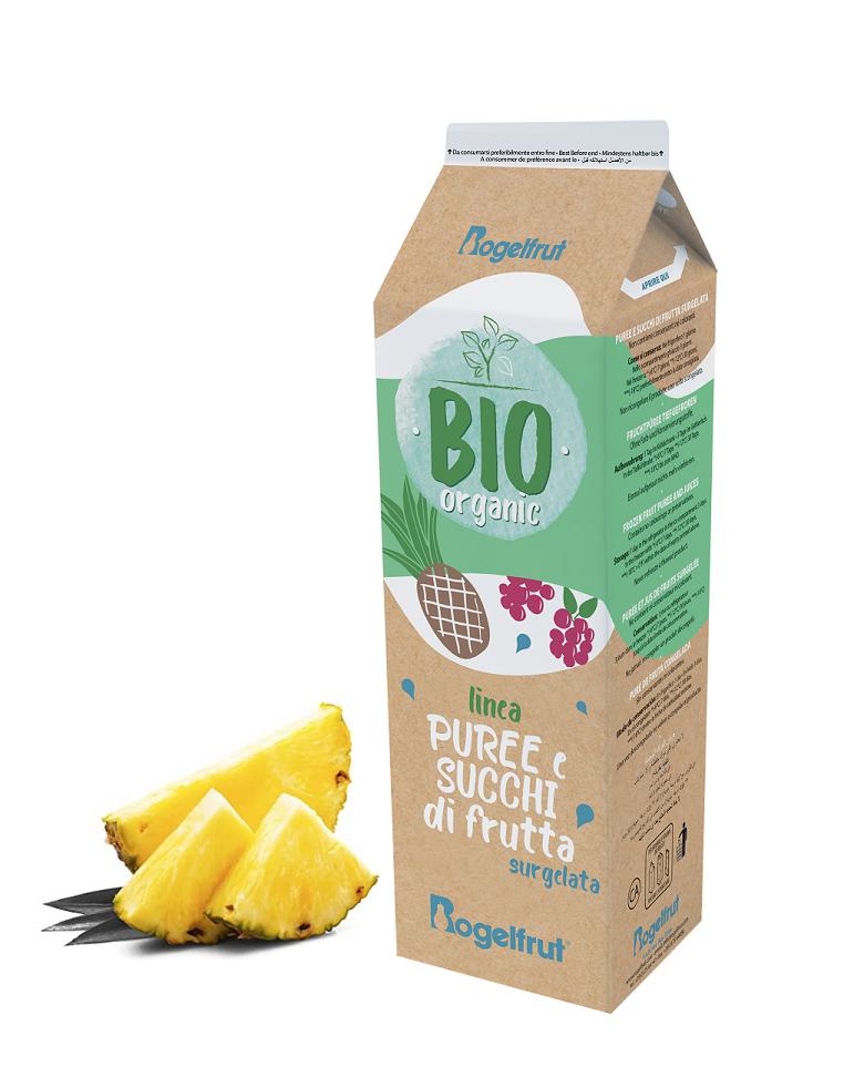 Ananas bio purea