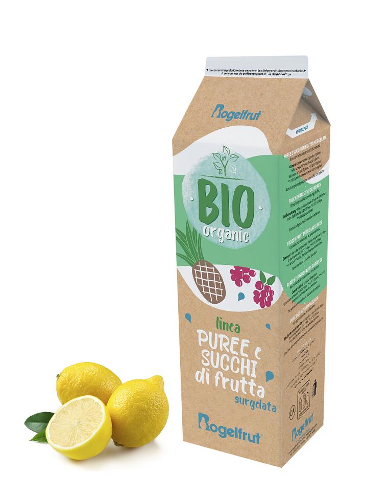 Limone bio succo