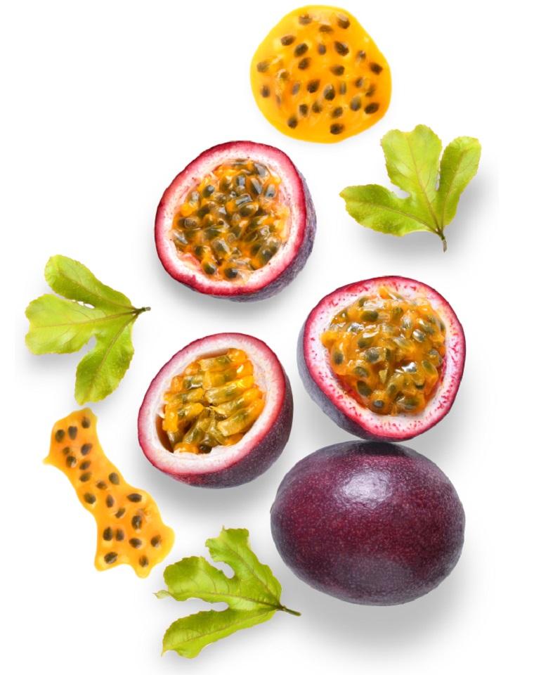 Passionfruit con semi