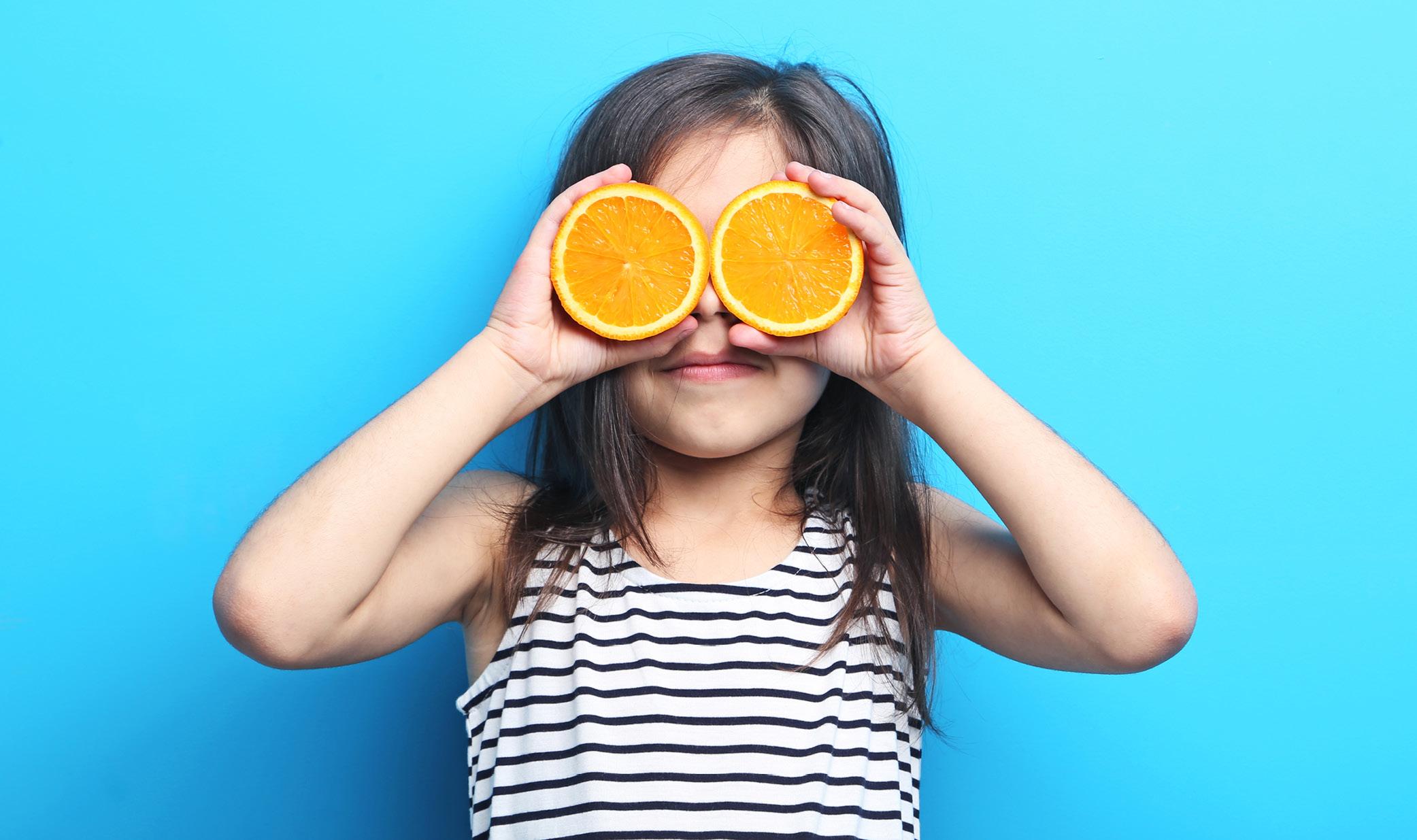 Dalla frutta fresca, così com'è in natura!
